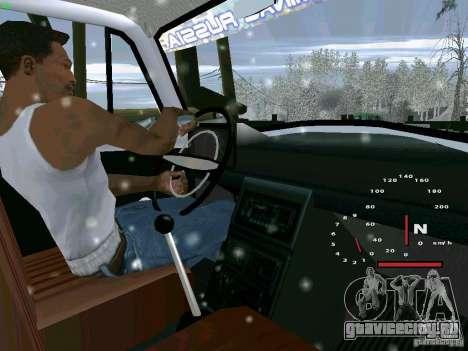 ИЖ-27151 для GTA San Andreas вид сзади слева