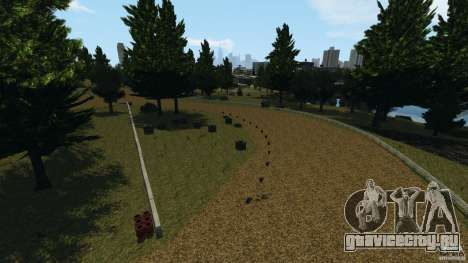 DiRTY - LandRush для GTA 4 восьмой скриншот