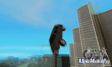 Jemala для GTA San Andreas вид сбоку