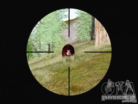 Hunting Mod для GTA San Andreas третий скриншот