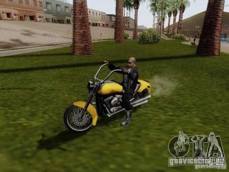 Vice City Freeway для GTA San Andreas
