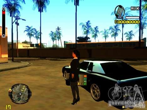 IPhone граната v2 для GTA San Andreas второй скриншот