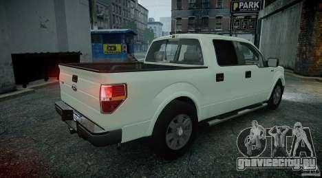 Ford F150 XLT v1.3 для GTA 4 вид слева