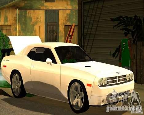 Красивые настройки ENBSeries для GTA San Andreas
