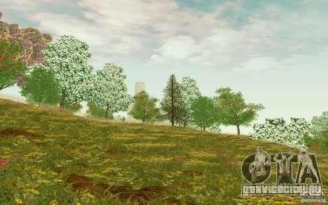 Project Oblivion 2010 Sunny Summer для GTA San Andreas четвёртый скриншот