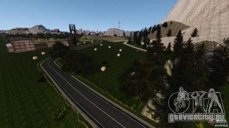 ROUTE 66 для GTA 4 седьмой скриншот