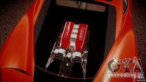 Ferrari 458 Italia 2010 для GTA 4 вид справа