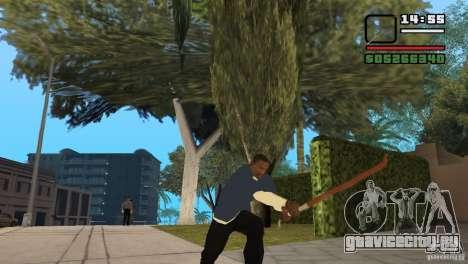 Лом для GTA San Andreas четвёртый скриншот
