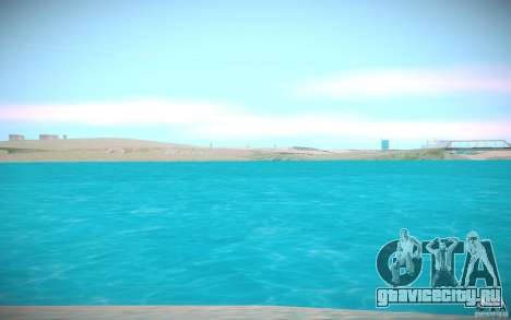 HD-вода для GTA San Andreas