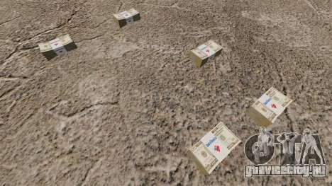 Денежные купюры США номиналом 50$ для GTA 4 третий скриншот