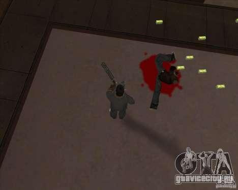 Real Ragdoll Mod Update 02.11.11 для GTA San Andreas третий скриншот
