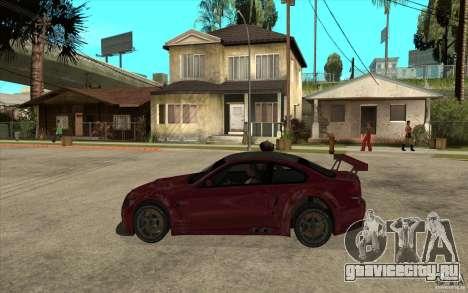 BMW M3 2009 для GTA San Andreas