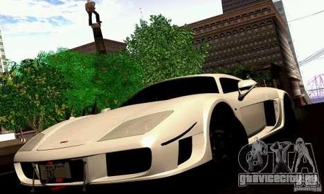 Noble M600 для GTA San Andreas