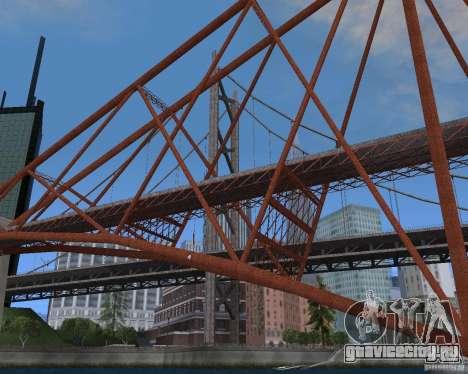 Новые текстуры трёх мостов в SF для GTA San Andreas десятый скриншот