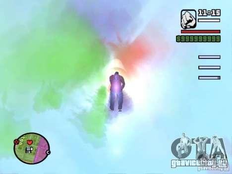Метла для GTA San Andreas третий скриншот