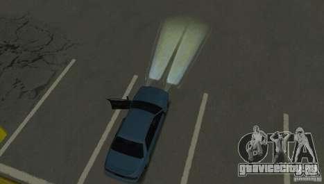 Галогенные фары для GTA San Andreas шестой скриншот
