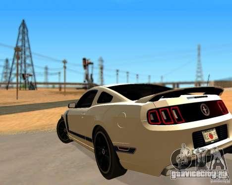 Real World ENBSeries v3.0 для GTA San Andreas шестой скриншот