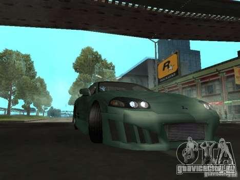 Mitsubishi 3000GT для GTA San Andreas двигатель