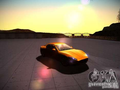 ENBSeries By Avi VlaD1k v2 для GTA San Andreas второй скриншот