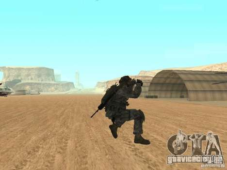 Animations v1.0 для GTA San Andreas четвёртый скриншот