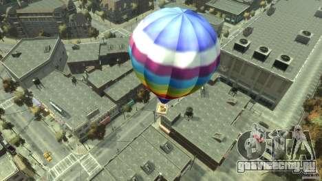 Balloon Tours option 7 для GTA 4 вид сзади слева