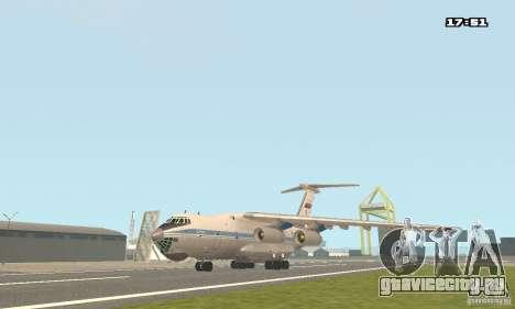 Ильюшин Ил-76 МД для GTA San Andreas