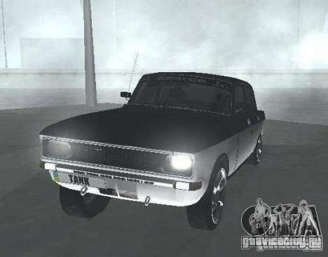 АЗЛК 2140 Москвич Light Tuning для GTA San Andreas