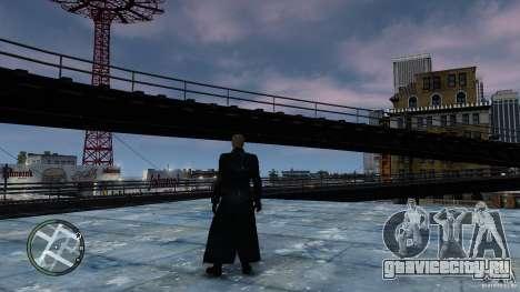 RE5 Wesker для GTA 4 второй скриншот