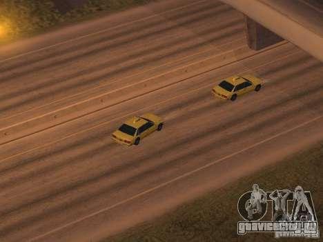 Ускорение для GTA San Andreas третий скриншот