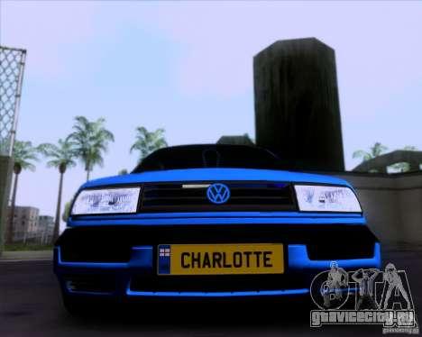 Volkswagen Golf III для GTA San Andreas вид слева