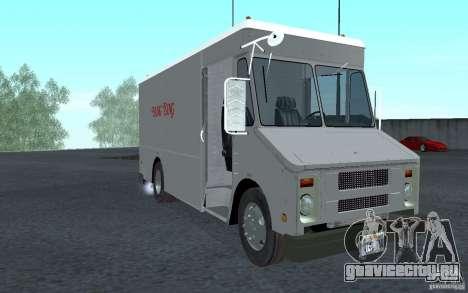Chevrolet Step Van 30 (1988) для GTA San Andreas