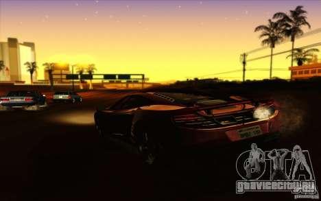 ENBSeries HD для GTA San Andreas