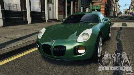 Pontiac Solstice 2009 для GTA 4