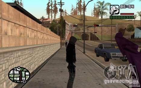 Alex Mercer для GTA San Andreas четвёртый скриншот