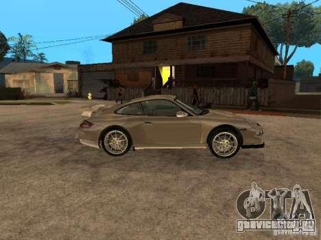 Porsche 911 (997) GT3 v2.0 для GTA San Andreas вид слева