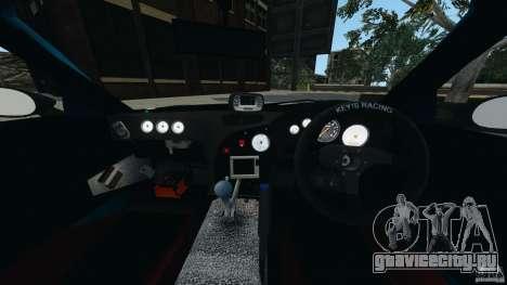 Mazda RX-7 RE-Amemiya для GTA 4 вид сзади