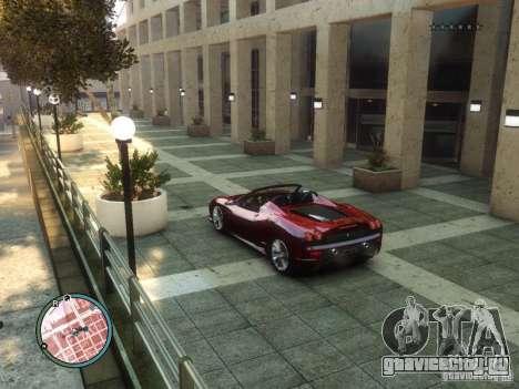 ENBSeries 0.079 SORA для GTA 4 второй скриншот