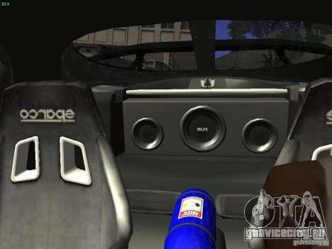 Mazda RX 7 Veil Side для GTA San Andreas вид сбоку