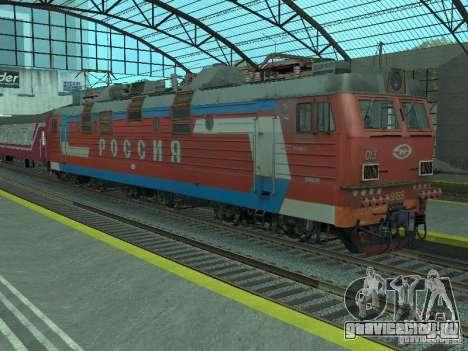 ВЛ65-013 для GTA San Andreas вид слева