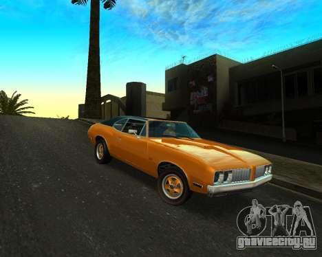 EON Stallion GT-A для GTA San Andreas вид слева