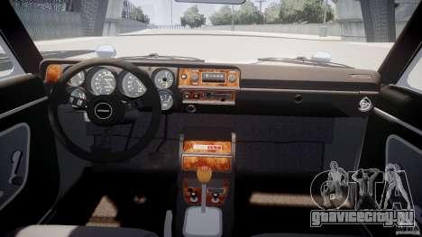 Nissan Skyline GC10 2000 GT v1.1 для GTA 4 вид справа