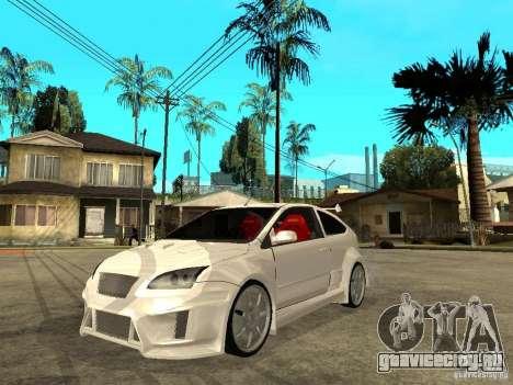 Ford Focus Tuned для GTA San Andreas