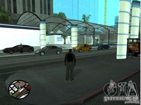Doherty Plaza - Новая дороти для GTA San Andreas второй скриншот