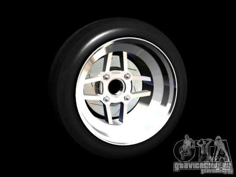 Old School Rims Pack для GTA San Andreas