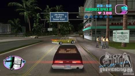 Idaho HD для GTA Vice City вид справа