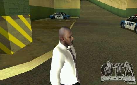 Гражданский HD для GTA San Andreas четвёртый скриншот