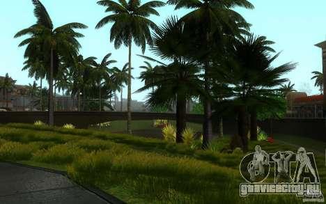 Совершенная растительность v.2 для GTA San Andreas девятый скриншот