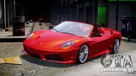 Ferrari F430 Scuderia Spider для GTA 4