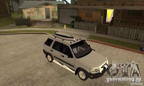 Honda CRV 1997 для GTA San Andreas