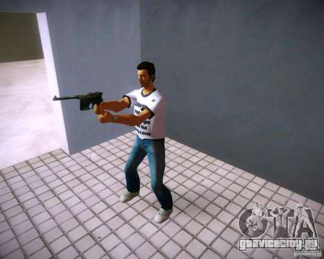 Mauser C96 для GTA Vice City